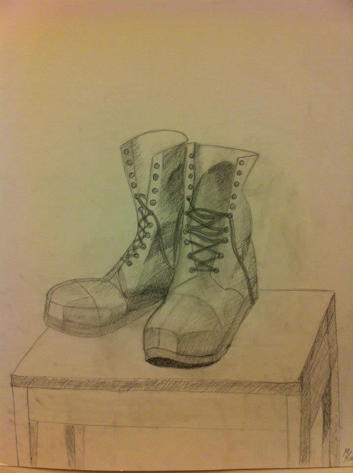 Tečaj risanja: Katja, 12 let