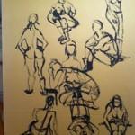 Tečaj risanja: Marina