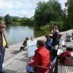 Tečaj slikanja: Slikanje v naravi, Koseški bajer